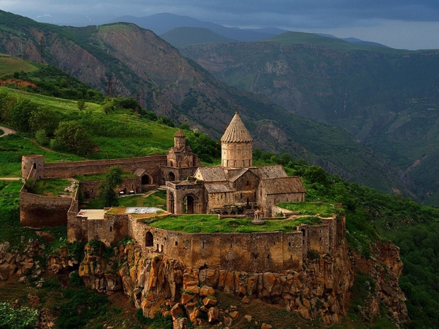 armeniya tatevskij monastyr 1