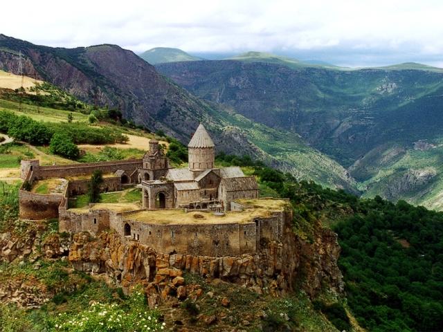 armeniya tatevskij monastyr 5