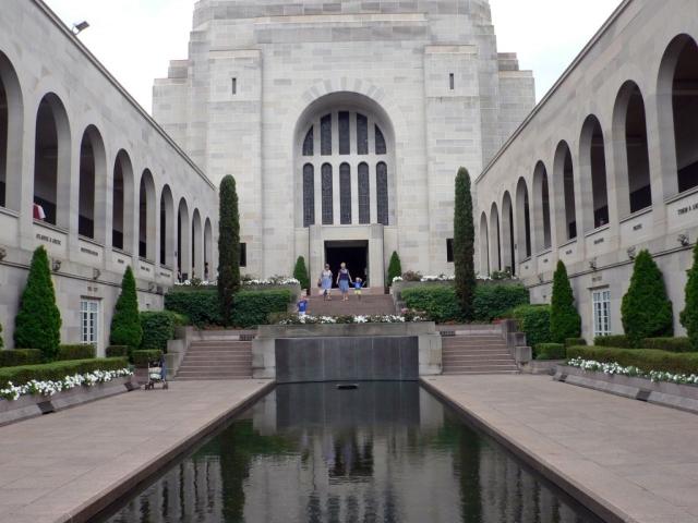 avstraliyskiy voennyiy memorial canberra 2