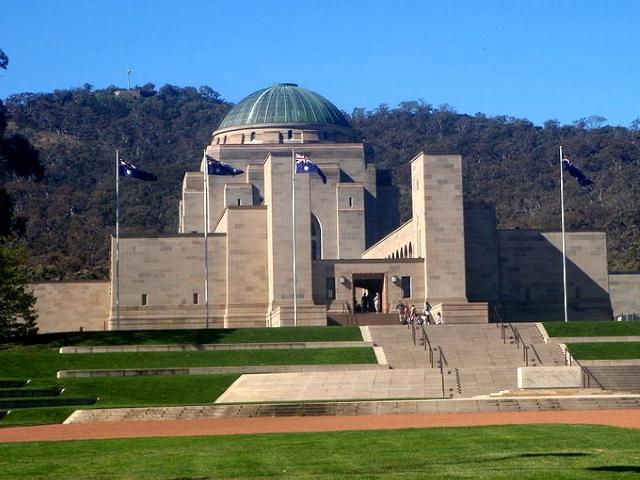 avstraliyskiy voennyiy memorial canberra 4