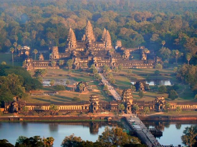 cambodia phnom penh angkor wat temples of angkor 1
