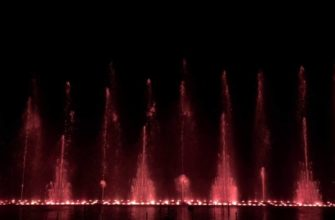 fantasticheskoe shou fontanov v protarase kipr video