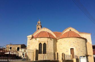 istoriya i obzor cerkvi kipriana i ustini na kipre