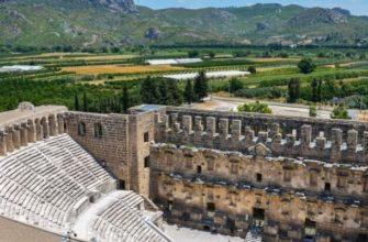 aspendos drevnij gorod v turcii na karte kak dobratsya stoimost
