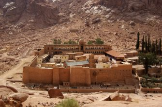 monastyr svyatoj ekateriny v egipte foto opisanie