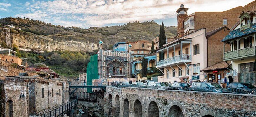 otdyh v tbilisi 2021 oteli tury chto posmotret kogda ehat foto