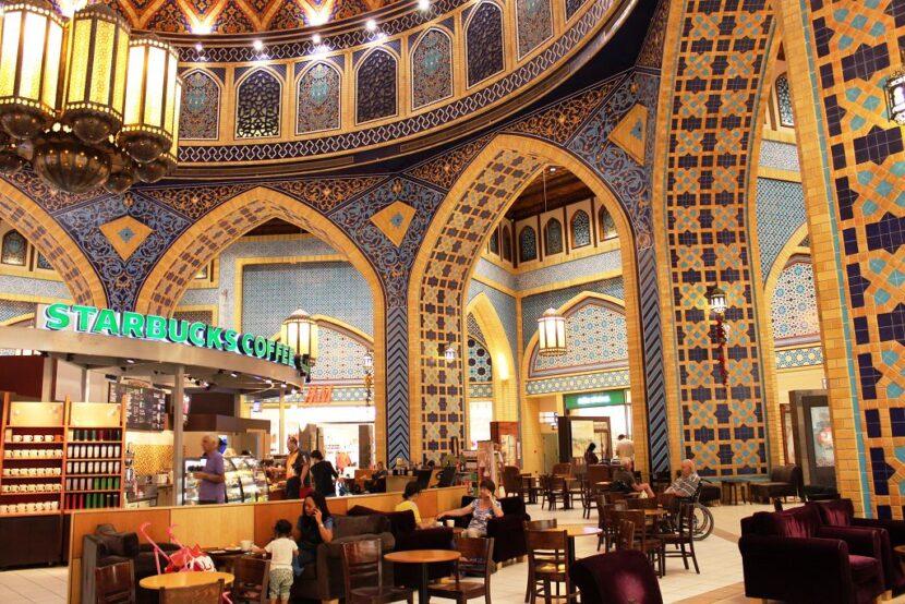 torgovyj centr ibn battuta mall v dubae gde nahoditsya opisanie